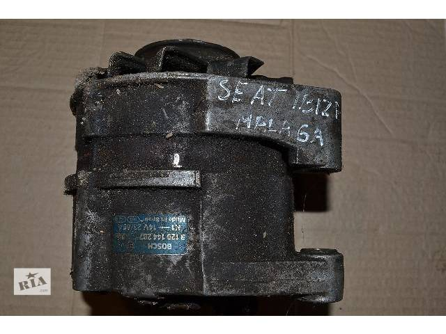бу б/у Электрооборудование двигателя Генератор/щетки Легковой Seat Ibiza 1.7D в Ковеле
