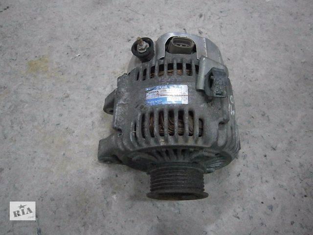 б/у Электрооборудование двигателя Генератор/щетки Легковой Toyota Camry 2002- объявление о продаже  в Луцке