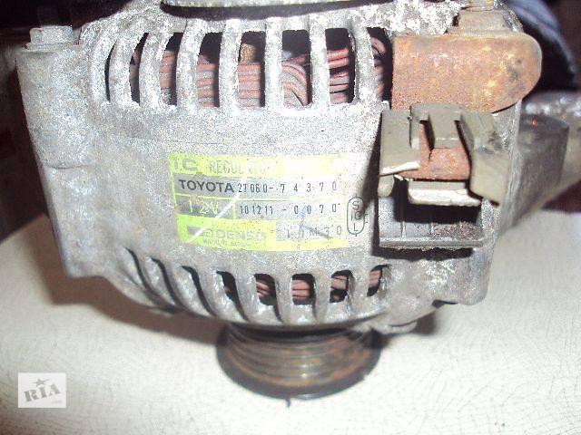 продам б/у Электрооборудование двигателя Генератор/щетки Легковой Toyota Carina E Седан 1998 бу в Львове