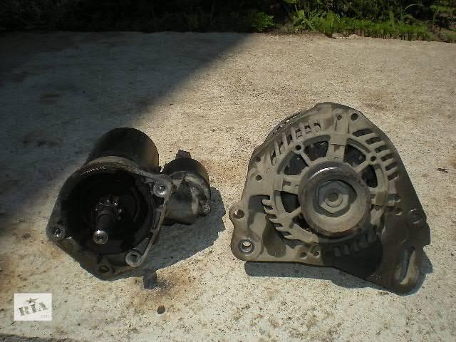 купить бу б/у Электрооборудование двигателя Генератор/щетки Легковой Volkswagen Golf ІІІ в Ивано-Франковске
