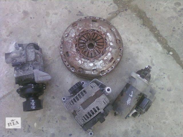 б/у Электрооборудование двигателя Генератор/щетки Легковой Volkswagen Multivan 2008- объявление о продаже  в Хусте