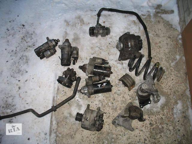купить бу б/у Электрооборудование двигателя Генератор/щетки Легковой Volkswagen T5 (Transporter) в Луцке
