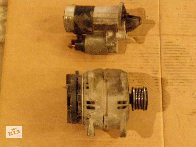 продам Б/у Электрооборудование двигателя Генератор стартер Легковой Renault Kangoo пасс. Минивен 2010 бу в Дубно