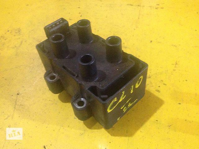купить бу б/у Электрооборудование двигателя Катушка зажигания 2525078A Renault Laguna II в Луцке