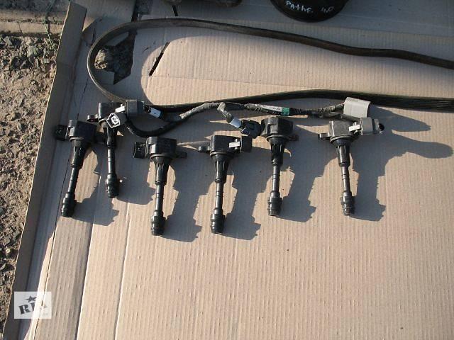 купить бу б/у Электрооборудование двигателя Катушка зажигания Легковой Nissan Pathfinder 2008 в Луцке