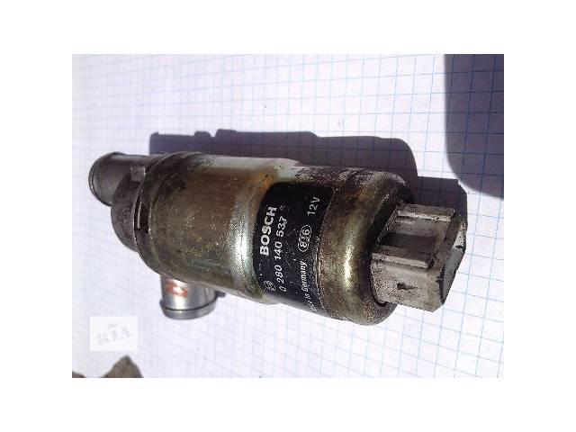 купить бу б/у Электрооборудование двигателя Клапан холостого хода 0280140537 Легковой Fiat Ulysse 2.0 Turbo в Луцке