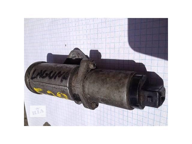 купить бу б/у Электрооборудование двигателя Клапан холостого хода Легковой Renault Laguna 1.8 (7700870084) в Луцке