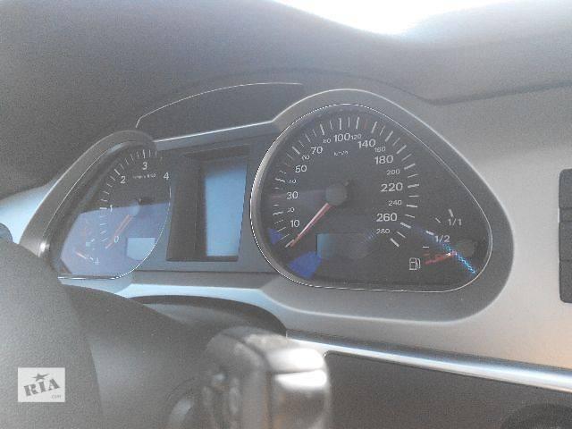 купить бу б/у Электрооборудование двигателя Панель приборов/спидометр/тахограф/топограф Легковой Audi A6 Allroad 2006 в Львове