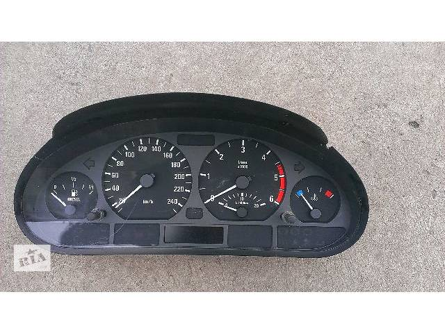 Б/у Электрооборудование двигателя Панель приборов/спидометр/тахограф/топограф Легковой BMW 320 1999- объявление о продаже  в Ужгороде