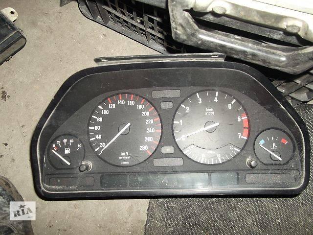 купить бу б/у Электрооборудование двигателя Панель приборов Легковой BMW 5 Series 1992 в Днепре (Днепропетровске)