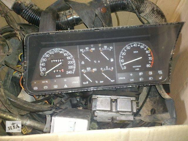 купить бу Б/у Электрооборудование двигателя Панель приборов/спидометр/тахограф/топограф Легковой Lancia Thema 1989 в Виннице
