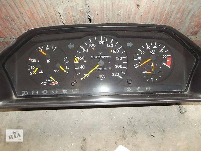 продам б/у Электрооборудование двигателя Панель приборов/спидометр/тахограф/топограф Легковой Mercedes 190 1993 бу в Днепре (Днепропетровске)