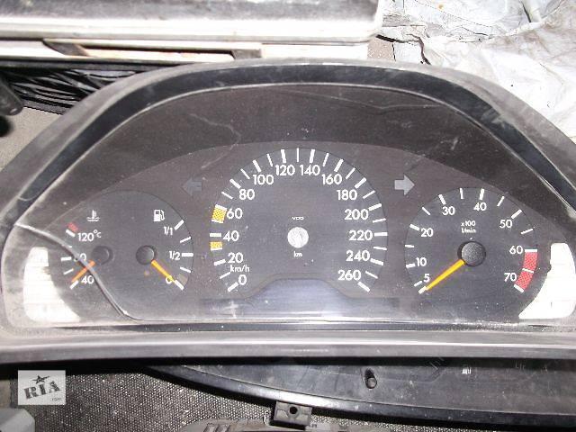 продам б/у Электрооборудование двигателя Панель приборов Легковой Mercedes E-Class 1998 бу в Днепре (Днепропетровск)