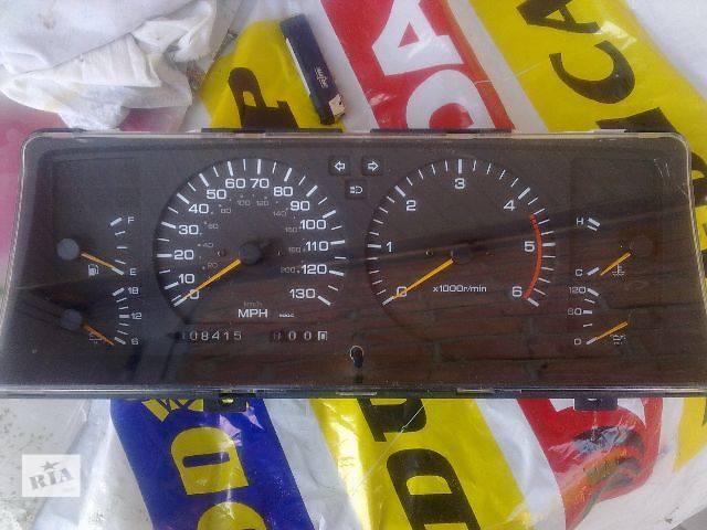 Б/у Электрооборудование двигателя Панель приборов/спидометр/тахограф/топограф Легковой Nissan Patrol GR 1997- объявление о продаже  в Гайсине