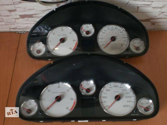 бу Б/у Электрооборудование двигателя Панель приборов/спидометр/тахограф/топограф Легковой Peugeot 407 в Хмельницком