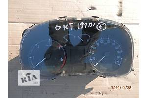 б/у Панели приборов/спидометры/тахографы/топографы Skoda Octavia Tour