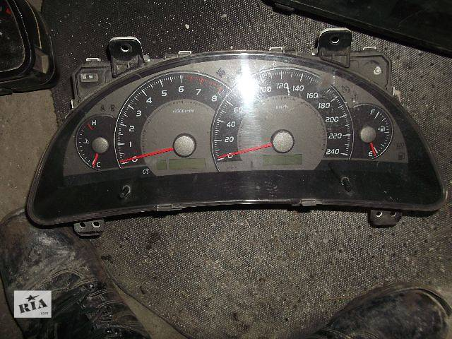 купить бу б/у Электрооборудование двигателя Панель приборов/спидометр/тахограф/топограф Легковой Toyota Camry 2008 в Днепре (Днепропетровск)