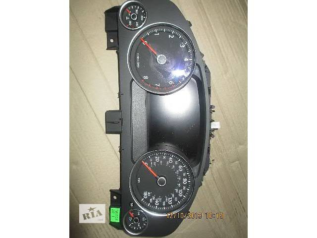 купить бу б/у Электрооборудование двигателя Панель приборов/спидометр/тахограф/топограф Легковой Volkswagen Touareg в Виннице