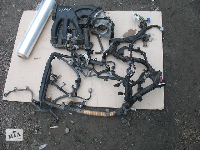бу б/у Электрооборудование двигателя Проводка двигателя Легковое авто Lexus RX 2004 в Луцке