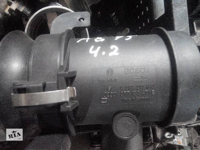 купить бу б/у Электрооборудование двигателя Расходомер 077133471E AUDI Легковой Audi 2001 в Львове