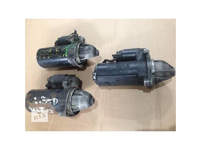 купить бу б/у Электрооборудование двигателя Стартер 0001109200 Mercedes Vito в Луцке