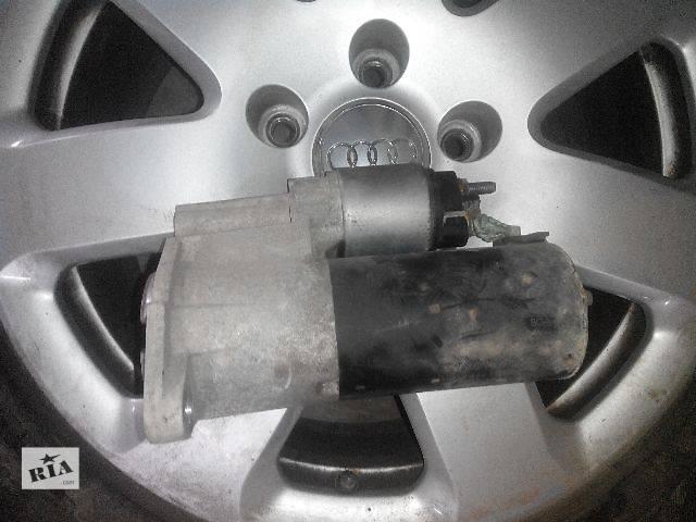 продам б/у Электрооборудование двигателя Стартер ауди Q7 3.6 012911023F Легковой Audi Q7 2007 бу в Львове