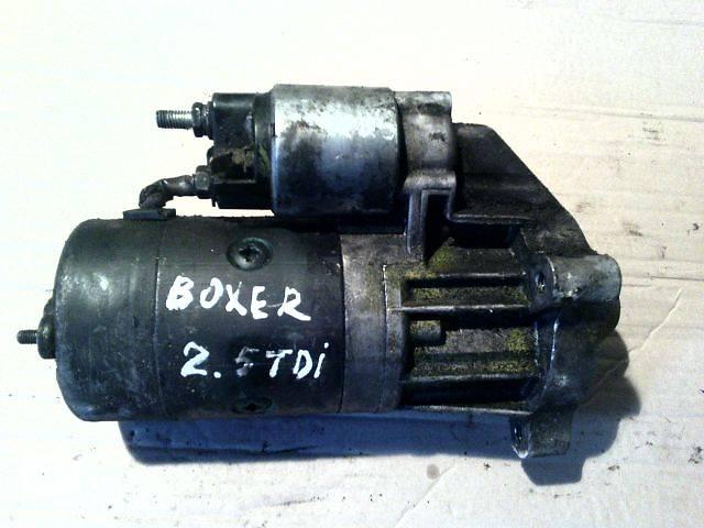продам б/у Электрооборудование двигателя Стартер/бендикс/щетки Грузовики Peugeot Boxer бу в Ковеле