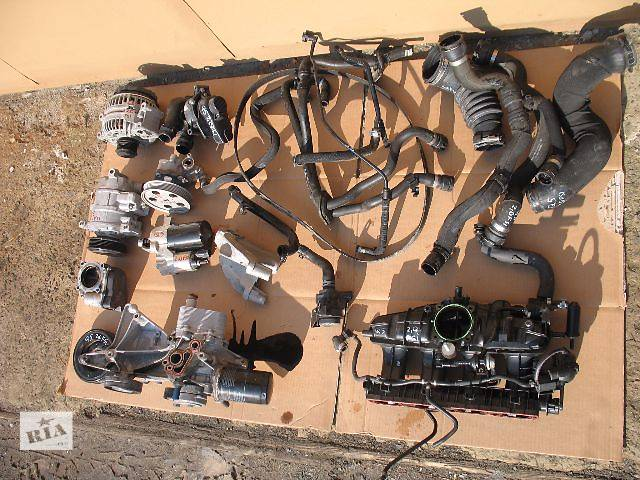 бу б/у Электрооборудование двигателя Стартер/бендикс/щетки Легковой Audi Q5 в Луцке