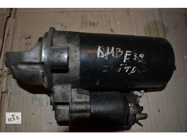 купить бу б/у Электрооборудование двигателя Стартер/бендикс/щетки Легковой BMW 2.5TD в Ковеле