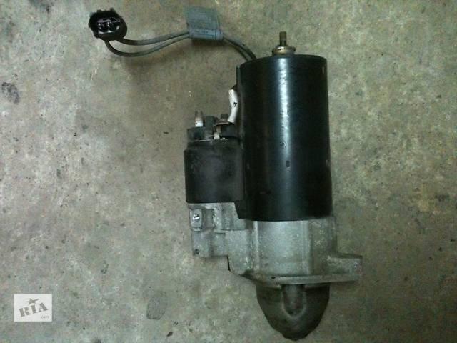 купить бу б/у Электрооборудование двигателя Стартер/бендикс/щетки Легковой BMW 7 Series (все) Лимузин 2001 в Тернополе