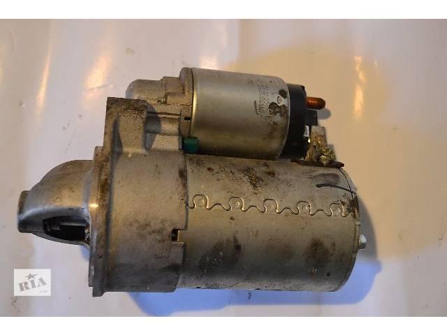 бу б/у Электрооборудование двигателя Стартер/бендикс/щетки Легковой Chevrolet Aveo в Ковеле