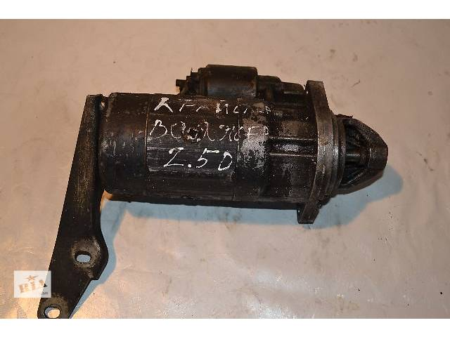 Б/у Электрооборудование двигателя Стартер/бендикс/щетки Легковой Chrysler Voyager 2.5D- объявление о продаже  в Ковеле