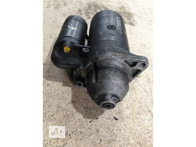 продам б/у Электрооборудование двигателя Стартер/бендикс/щетки Легковой Citroen 2CV бу в Луцке