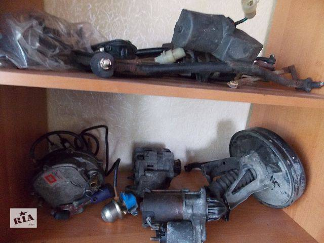 бу б/у Электрооборудование двигателя Стартер/бендикс/щетки Легковой Daewoo Lanos в Львове
