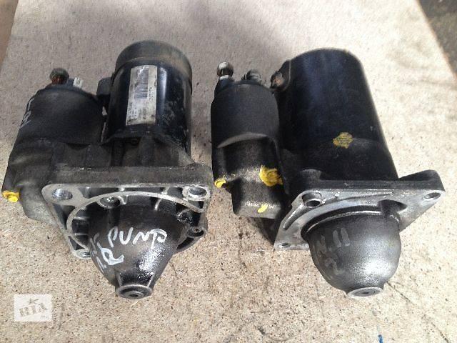 бу б/у Электрооборудование двигателя Стартер/бендикс/щетки Легковой Fiat Bravo 1.2 в Луцке