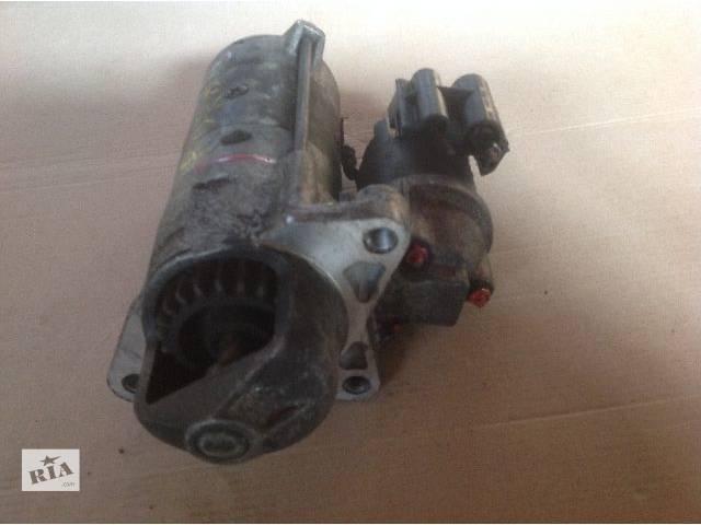 б/у Электрооборудование двигателя Стартер/бендикс/щетки Легковой Ford Escort 1.3- объявление о продаже  в Луцке