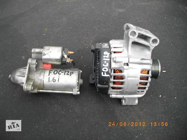 продам б/у Электрооборудование двигателя Стартер/бендикс/щетки Легковой Ford Focus 2011 бу в Львове