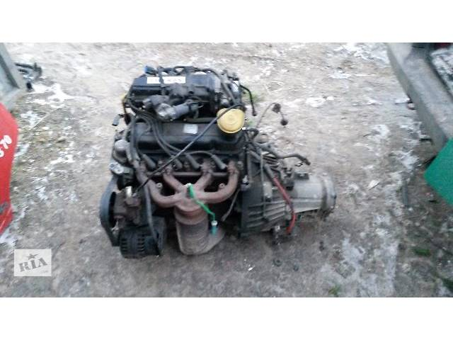 купить бу б/у Электрооборудование двигателя Стартер/бендикс/щетки Легковой Ford KA 1998 в Тернополе