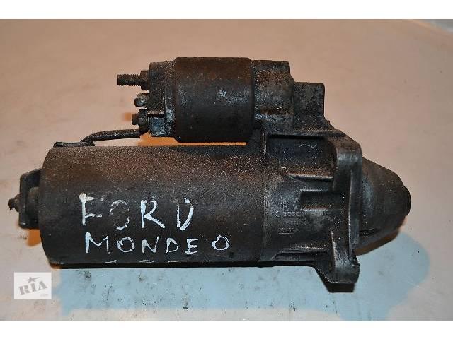 купить бу Б/у Электрооборудование двигателя Стартер/бендикс/щетки Легковой Ford Mondeo 1.8D в Ковеле