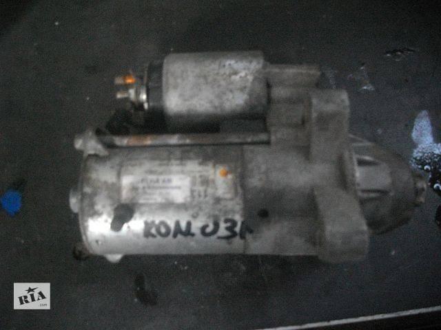 бу б/у Электрооборудование двигателя Стартер/бендикс/щетки Легковой Ford Transit Connect 2003 в Львове