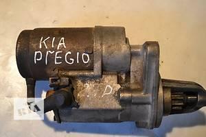 б/у Стартеры/бендиксы/щетки Kia Pregio груз.