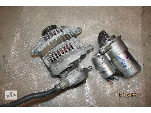 бу б/у Электрооборудование двигателя Стартер/бендикс/щетки Легковой Opel Combo 2005 в Хусте