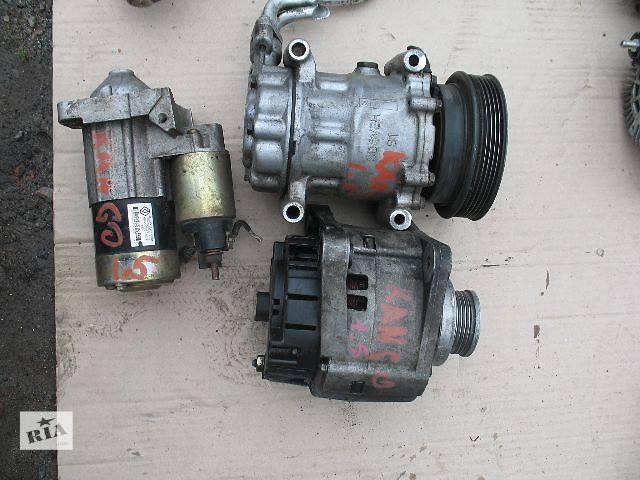 купить бу б/у Электрооборудование двигателя Стартер/бендикс/щетки Легковой Renault Kangoo 2004 в Луцке