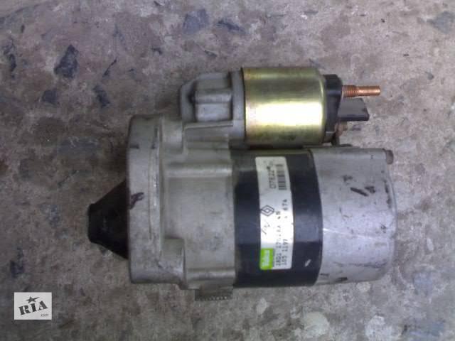 Б/у Электрооборудование двигателя Стартер/бендикс/щетки Легковой Renault Megane- объявление о продаже  в Сумах