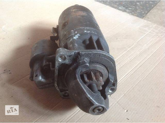 б/у Электрооборудование двигателя Стартер/бендикс/щетки Легковой Renault Safrane 92-00- объявление о продаже  в Луцке
