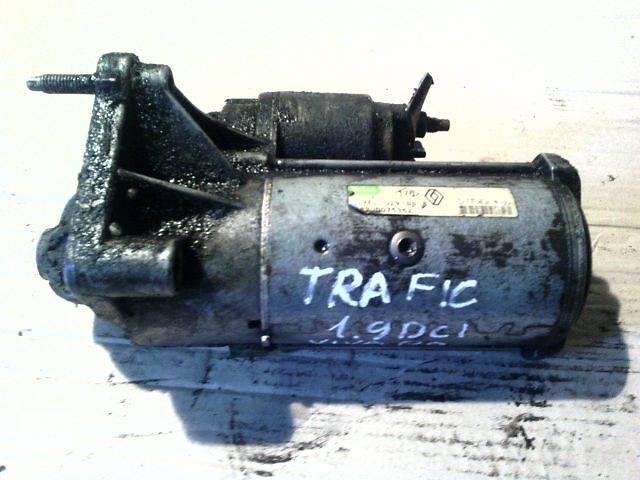 б/у Электрооборудование двигателя Стартер/бендикс/щетки Легковой Renault Trafic- объявление о продаже  в Ковеле
