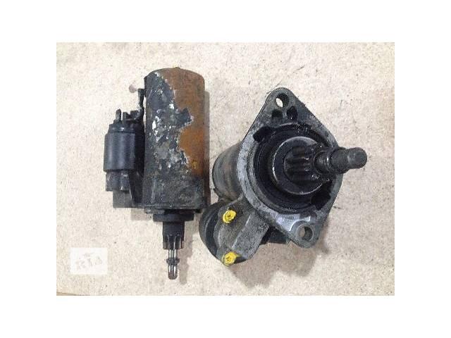 бу б/у Электрооборудование двигателя Стартер/бендикс/щетки Легковой Seat Toledo 1.9D-TD в Луцке