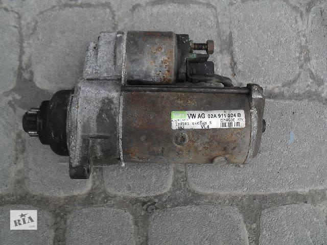Б/у Электрооборудование двигателя Стартер/бендикс/щетки Легковой Skoda Octavia Хэтчбек 2002- объявление о продаже  в Львове