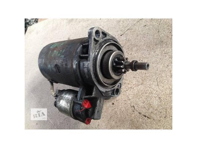 купить бу б/у Электрооборудование двигателя Стартер/бендикс/щетки Легковой Volkswagen Caddy 1,6 D в Луцке