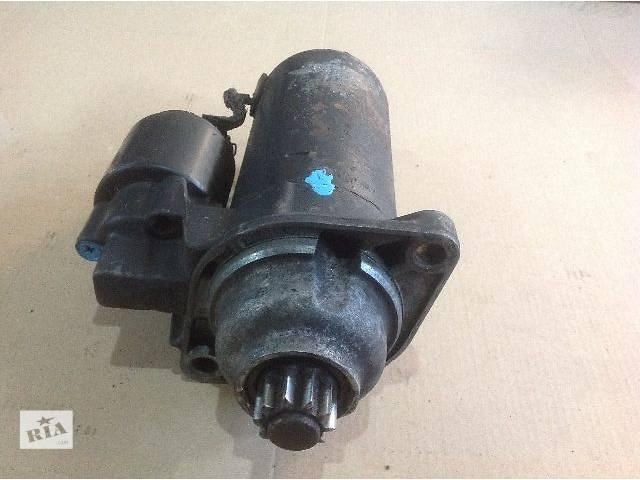 б/у Электрооборудование двигателя Стартер/бендикс/щетки Легковой Volkswagen Golf IV 1.9 tdi- объявление о продаже  в Луцке